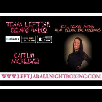 CAITLIN MCKELVEY TALKS MARCH 31 BOXING CARD AT CARNEGIE MUSIC HALL